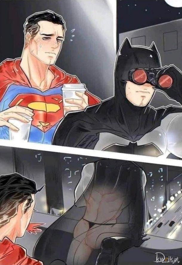 Superman taki jest