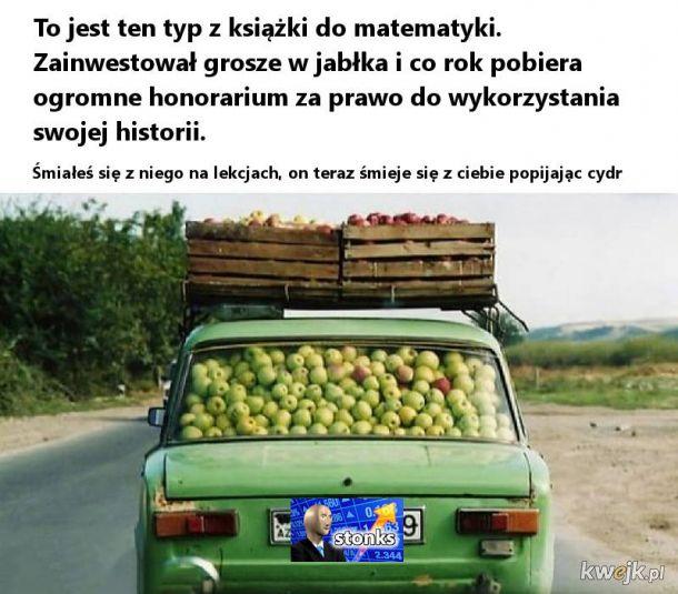 Jabłka sukcesu