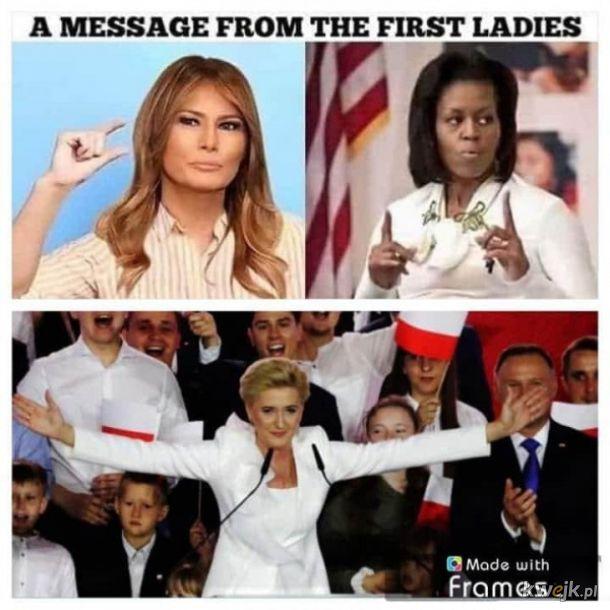 Pierwsze damy