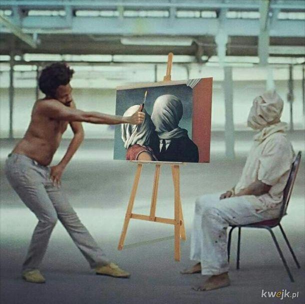 Róbmy sztukę, nie wojnę