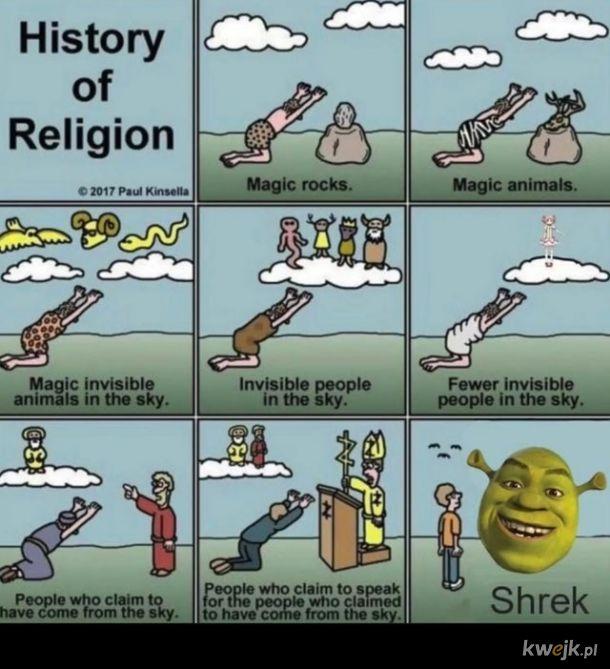 Prawdziwa historia religii