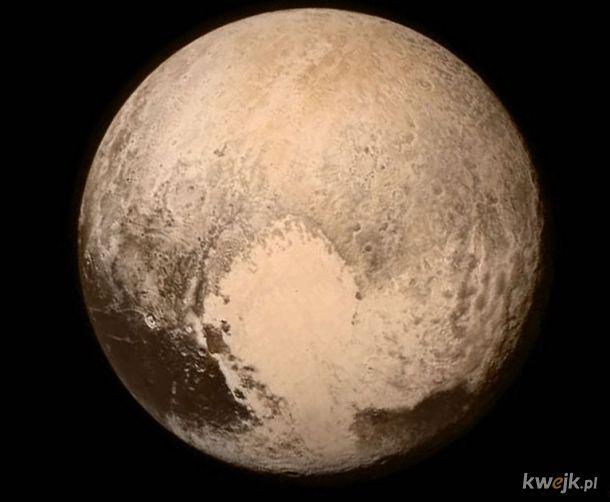 Dziś mija 14. rocznica zdegradowania Plutona do statusu planety karłowatej