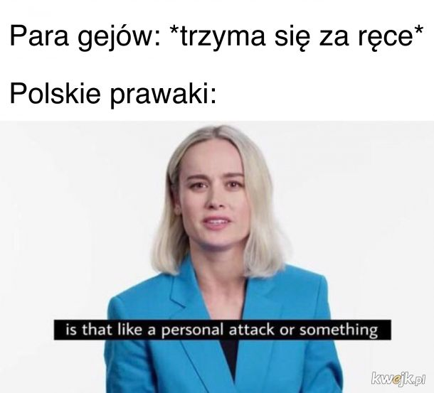 Personal attack