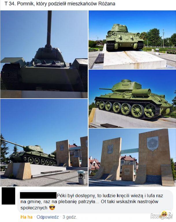 Pomnik z funkcją CBOS