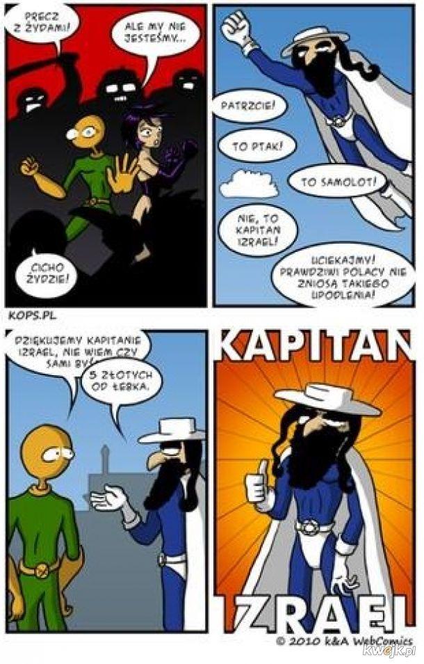 Superherosi w każdym kraju