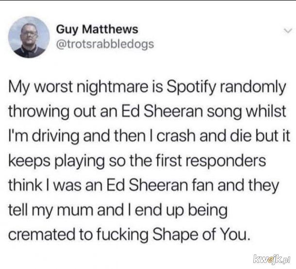 Prawdziwy koszmar