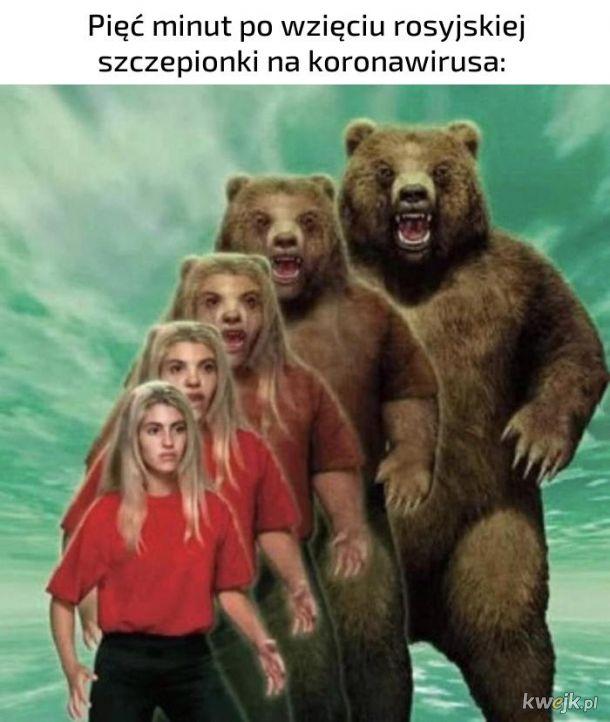 Rosyjska szczepionka