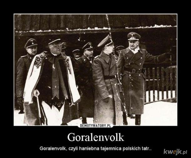 Kiedy Polska walczyla z najezdzca, Zakopane sie z nim sprzymierzylo