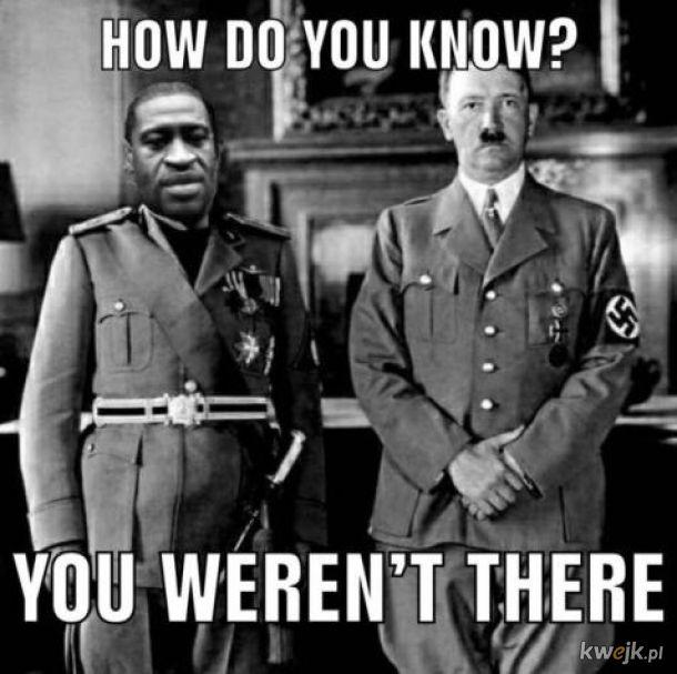 Rzadkie zdjęcie nazisty z Adolfem Hitlerem