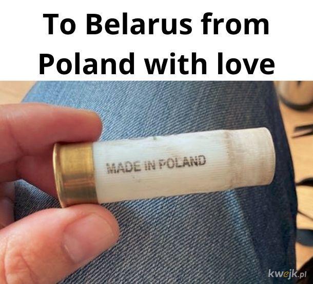 Nasz towar eksportowy na Białoruś