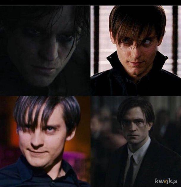 Bruce Wayne, jak ja go szanuję
