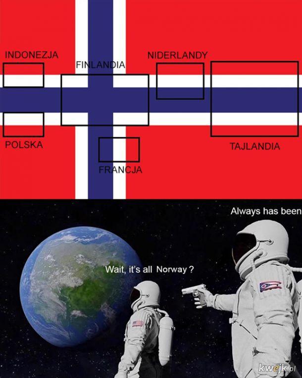 Wszystko to Norwegia