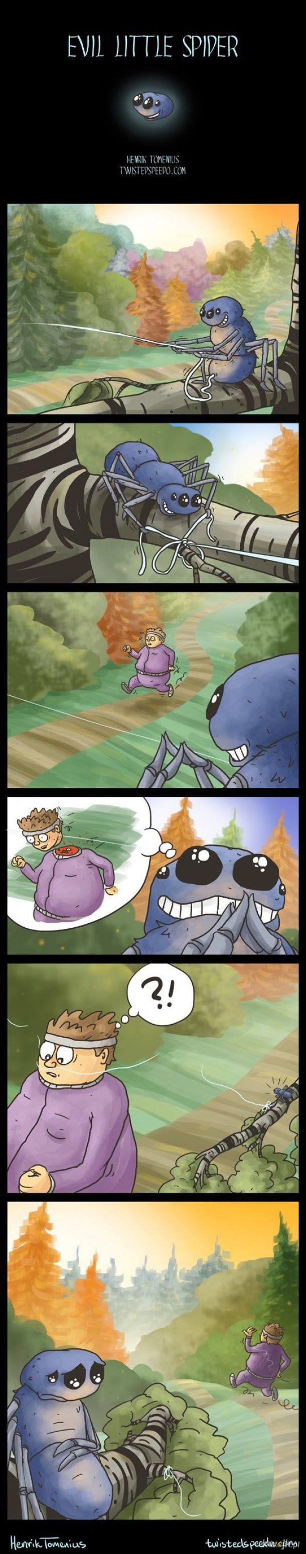 Atak pająka
