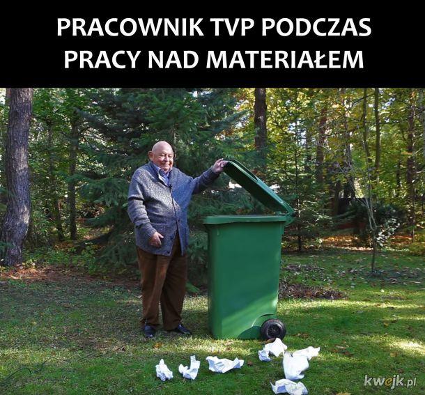 Pracownik TVP