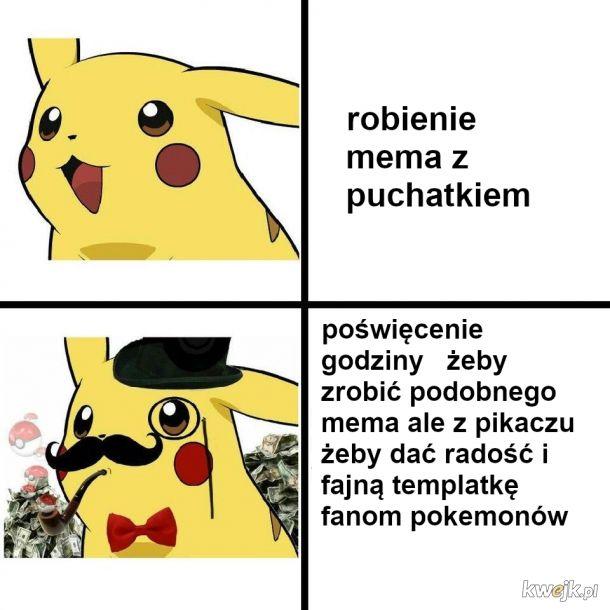 Dystyngowany Puchatek meme