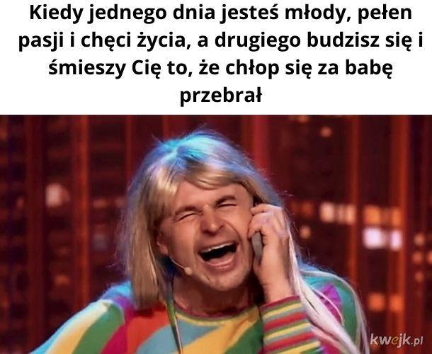 Kiedy zaczynają śmieszyć Cię polskie kabarety
