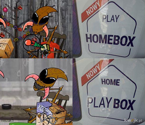 A chciałem tylko dostać je*anego playboxa!