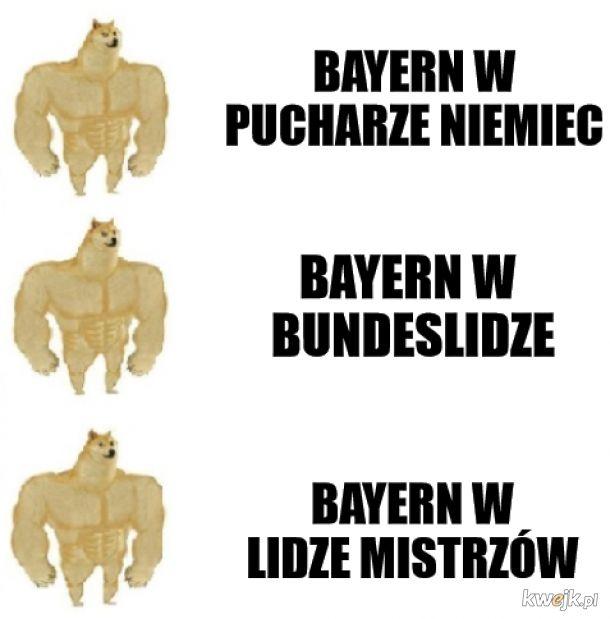 POTĘŻNY Bayern Monachium
