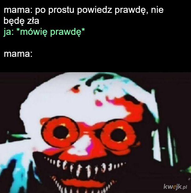 Dzięki mamo