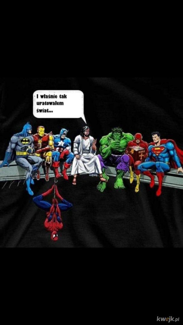 Spider-Man się spuścił z wrażenia
