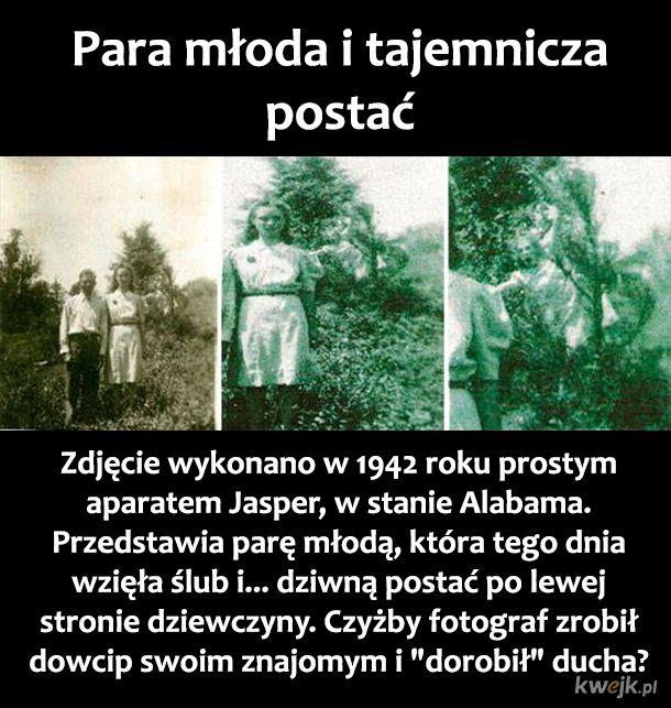 Zdjęcia duchów zrobione przypadkiem