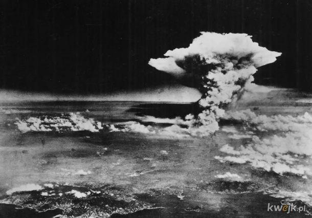 Dziś mija 75. rocznica gdy na Hiroszimę spadła pierwsza w historii bomba atomowa skierowana przeciwko ludności - Little Boy