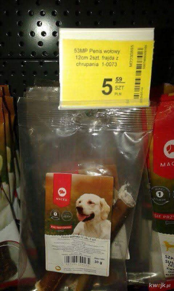 Psi przysmak