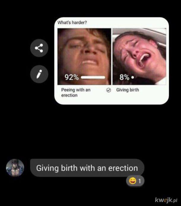 Rodzenie z erekcją