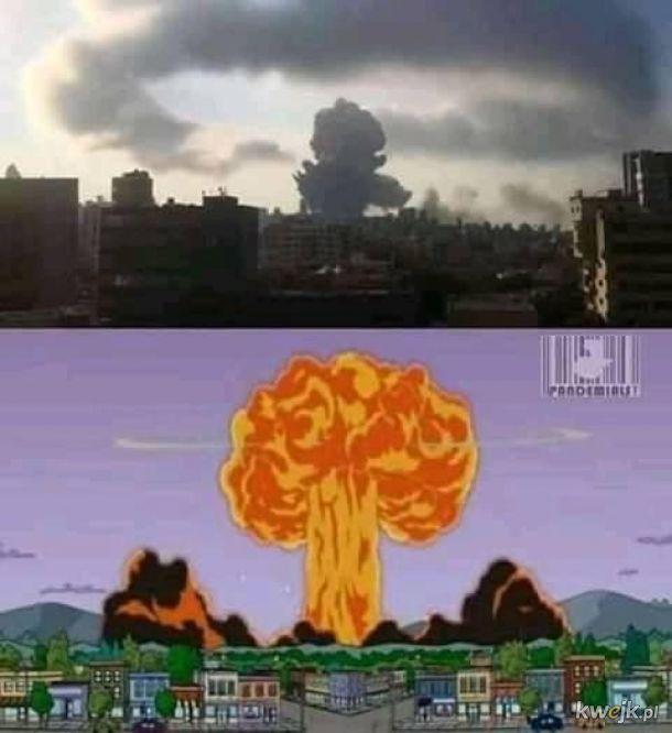 Simpsonowie ponownie przewidzieli.