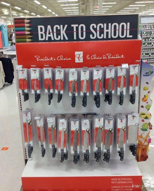 Amerykańskie supermarkety to stan umysłu
