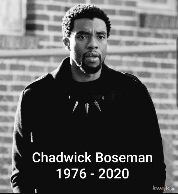 RIP BLACK PANTHER
