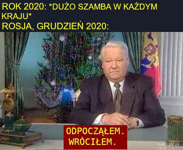 Znowu będzie Sojuz  Nieruszymyj