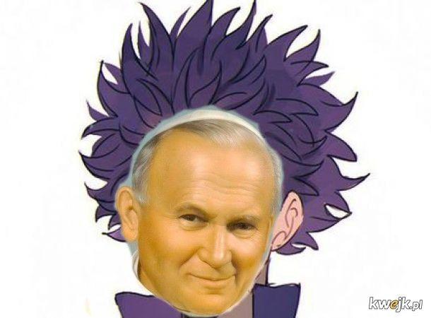 I zaspamowaliście poczekalnie papieżem