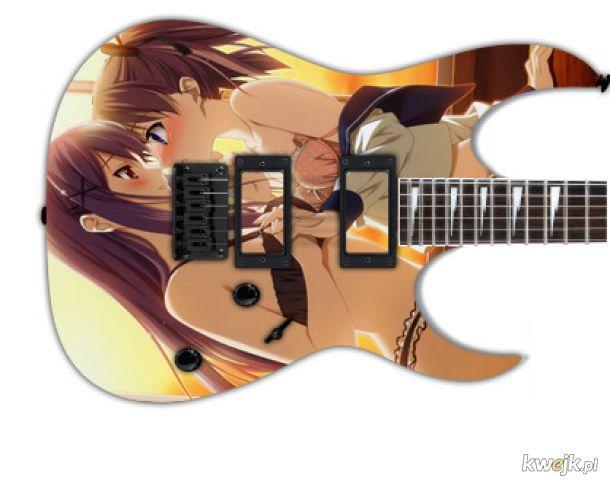 Gitarka dla puzzle