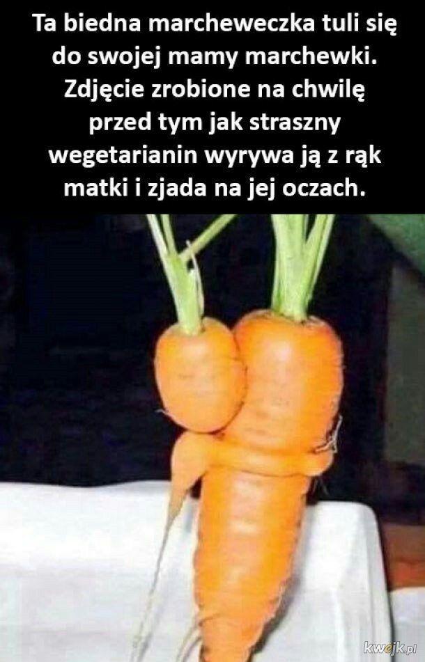 Biedne marchewki