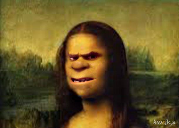 Mona Lisa jeszcze piękniejsza