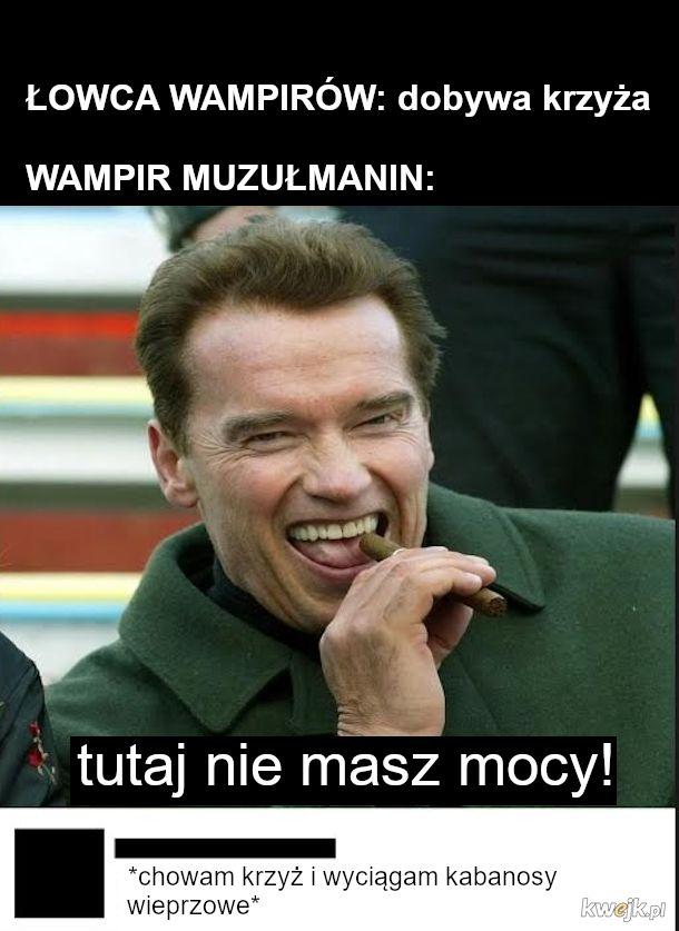 Wampiry i Tarczyński