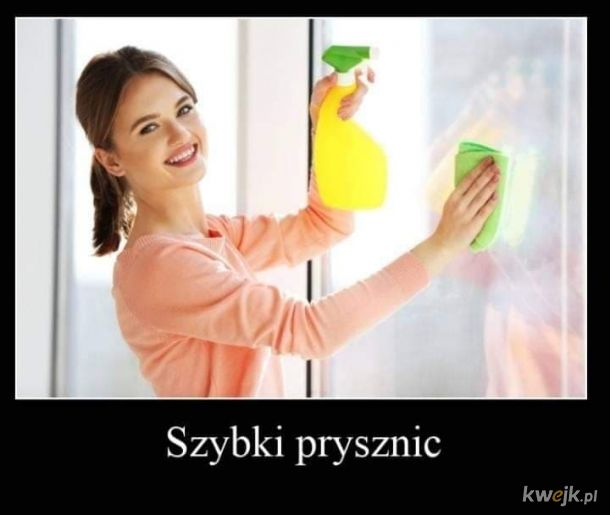 Okna mycie