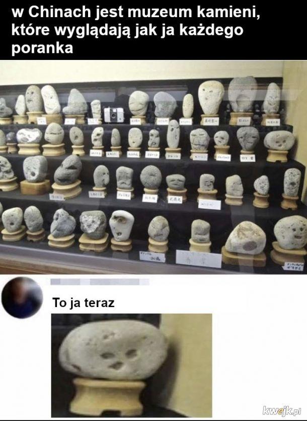 Dziwne kamienie