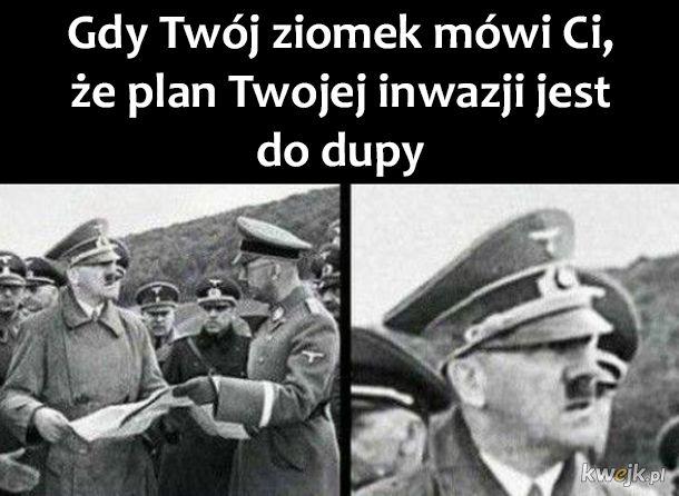 Plan inwazji