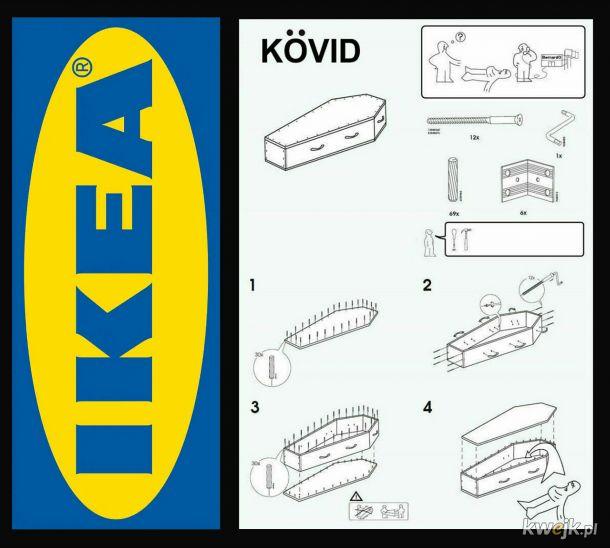 W związku z gwałtownym wypłaszczeniem podpisano umowę z IKEA.