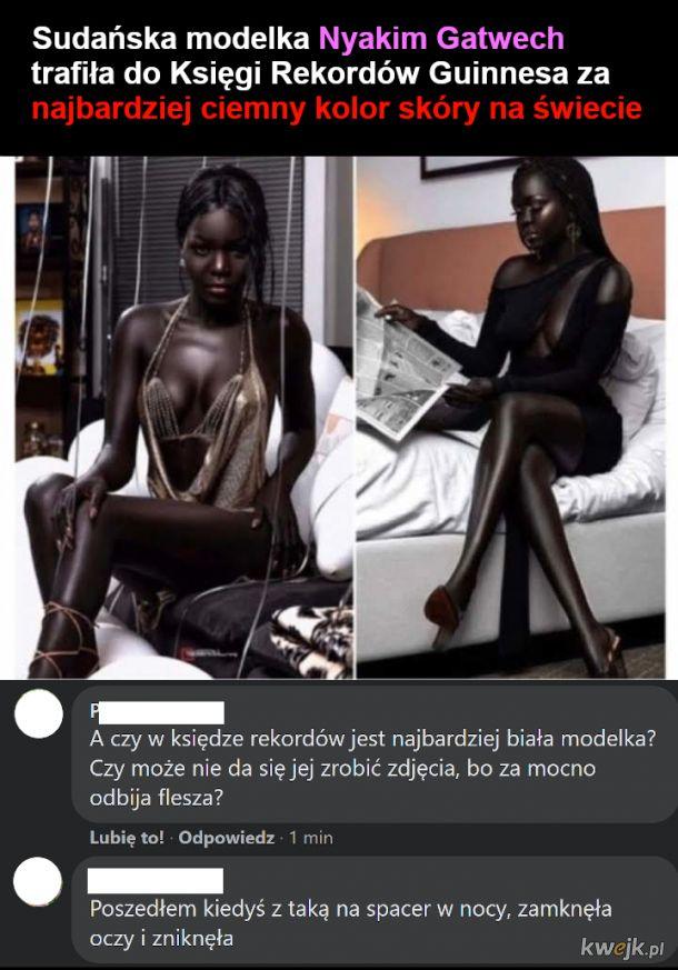 Najczarniejsza czarna  czerń