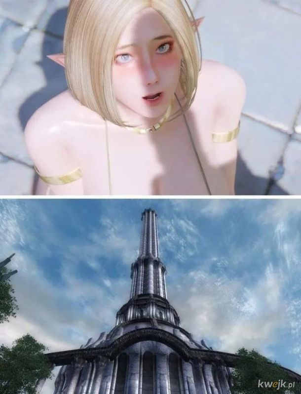*Dziewczyny uwielbiają architekturę*