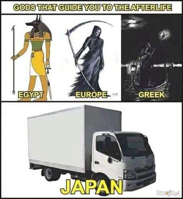 Truck-kun, twój najlepszy przyjaciel!