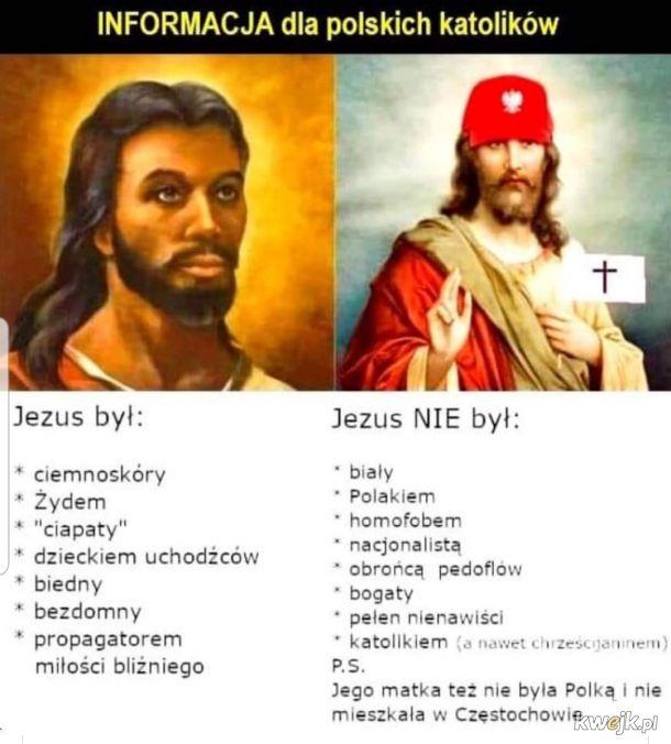 Porozmawiajmy o Jezusie