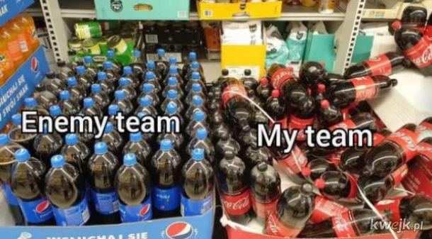Moja drużyna