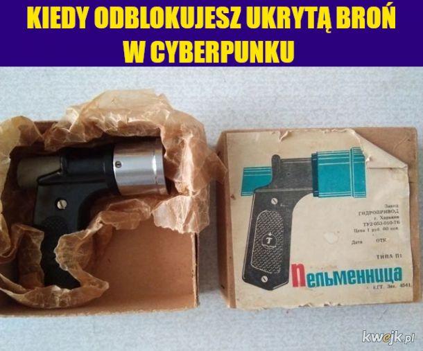 Radziecki pistolet do lepienia pierogów