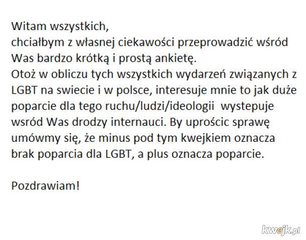 LGBT ankieta