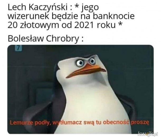 Wizerunek Kaczyńskiego