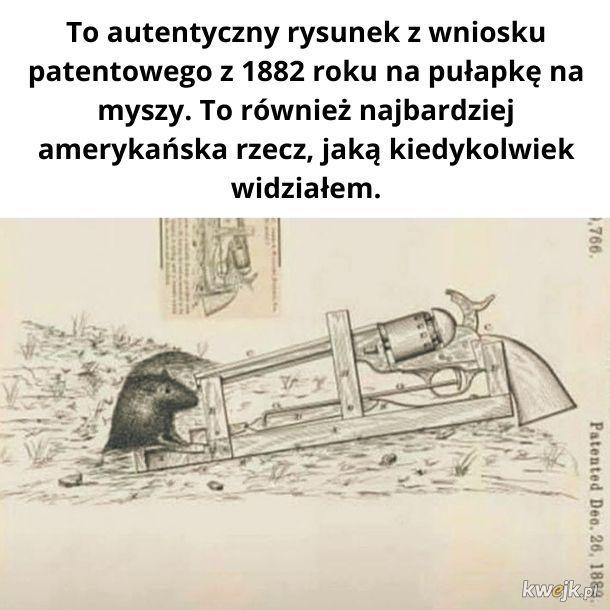 Nawet mysz jest spasiona, jak na muricę przystało